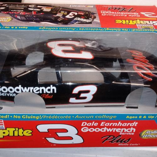 Dale Earnhardt Goodwrench #3 Snaptite model